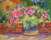 Peter Spataro - Mexico Flowered Gate