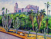 Svetlana Nassyrova - Mexico.Landscape with...