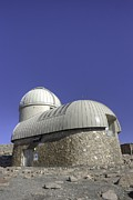 Meyer Prints - Meyer-Womble Observatory Print by David Bearden
