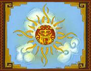 Mi Sol Print by Roberto Valdes Sanchez