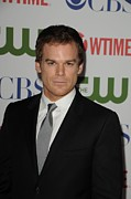 Michael C Hall Prints - Michael C. Hall At Arrivals For Cbs Print by Everett