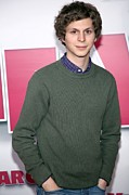 Michael Framed Prints - Michael Cera At Arrivals For Year One Framed Print by Everett