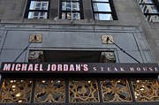 Michael Jordan Photos - Michael Jordans Steak House by Scott Turner