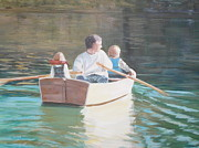 Susan Bradbury - Michael Row The Boat...