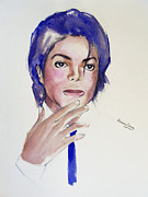 Billie Jean Paintings - Michael...1984 by Hitomi Osanai