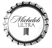 Michelob Posters - Michelob Ultra Poster by CK Knudson