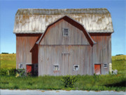 Michael Ward - Michigan Barn Noobah Two