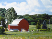 Michael Ward - Michigan Barn Noombah One
