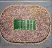 Jorge Rivas - Michigan Stadium  Aerial...