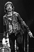 Rolling Stones Art - Mick Jagger 1 by Peter Aitchison