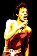 DB Artist - Mick Jagger