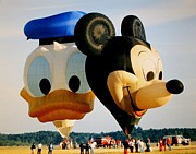 Christina A Pacillo - Mickey and Donald I