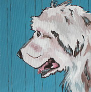 White Dog Originals - Mickey by Sandy Tracey