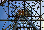 My Art In Your Home Slide Show  - Microwave Tower by Chuck Staley