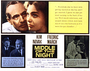 Philips Posters - Middle Of The Night, Fredric March, Kim Poster by Everett