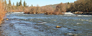 Mick Anderson - Middle Rogue River in Late Winter
