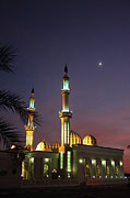Leila Photos - Midnight Mosque  by Kat