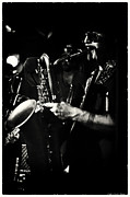 Saxophone Photos - Midnight Wind by Scott  Wyatt