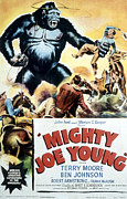 1949 Movies Prints - Mighty Joe Young, 1949 Print by Everett