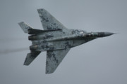 Hradec Prints - Mikoyan-Gurevich MiG-29AS  Print by Tim Beach