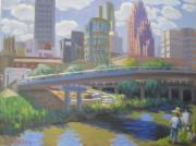Texas Tim Webb - Milam Street Bridge