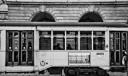 Milano Framed Prints - Milanos tram Framed Print by Andrea Barbieri