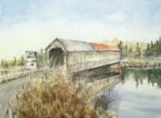 Sheila Howell - Milkish Creek Bridge