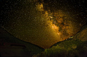 Night Photographs Art - Milky Way 4 by Melany Sarafis