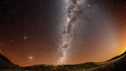 Cloud Art - Milky Way by (c) 2010 Luis Argerich
