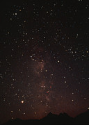 Milky Way Starfield Print by Alan Sirulnikoff