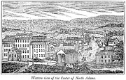 1839 Photos - Mill: North Adams, 1839 by Granger