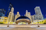 Gateway Photos - Millenium Skyline by Drew Castelhano