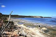 Beach Scenes Photos - Millers Point Pallinup  WA by Tony Brown