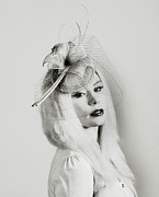 Handcrafted Art - Millinery Hat by Oxana 