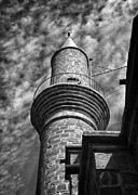 Minaret Print by Stylianos Kleanthous