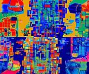 Mindmap 3a Print by Randall Weidner