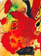 Mindscape 2 Print by Ana Maria Edulescu