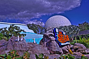 Spaceship Originals - Mine HDR by Jason Blalock