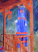 Overalls Originals - Miners Overalls by Sandy McIntire