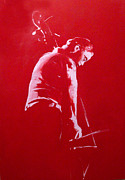 Concert Painting Originals - Mingus by Mikolaj Obrycki