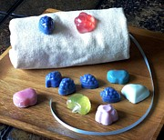 Handmade Art - Mini Soaps Collection by Anastasiya Malakhova