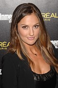 Kelly Photo Prints - Minka Kelly At Arrivals Print by Everett
