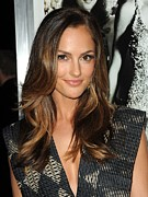 Kelly Prints - Minka Kelly At Arrivals For Country Print by Everett