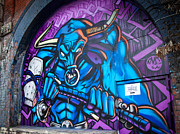 Graffiti Originals - Minotaur by Adam Pender