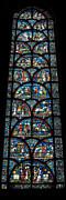 Miracles Of Thomas Becket Print by Lisa Knechtel