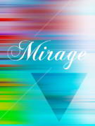 Haze Digital Art Framed Prints - Mirage Framed Print by Horacio Martinez
