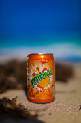 Miami Digital Art Originals - Mirinda by Dan Vidal
