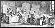 1750s Photos - Mirror Manufacturing by Granger