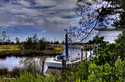 Shrimp Boat Photos - Miss Sue by Benanne Stiens