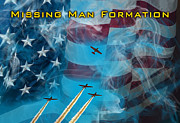 Brenda Gutierrez Moreno - Missing Man Formation